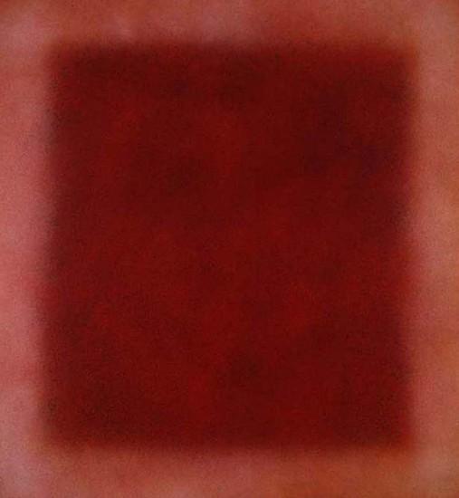 Natvar Bhavsar, SWAHAA 2008, Acrylic, Dry Pigments and Acryloids on Canvas