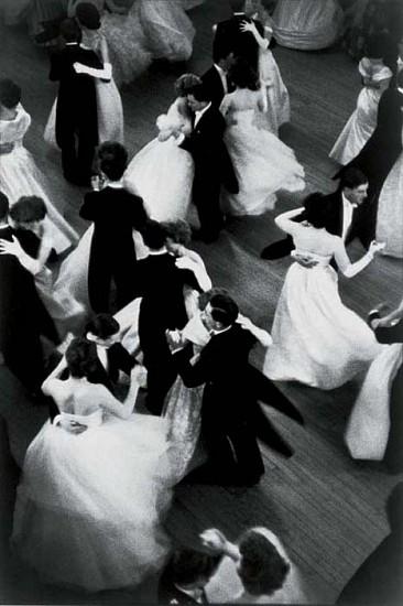 Henri Cartier-Bresson, Queen Charlotte's Ball, London 1959, Silver Gelatin Print