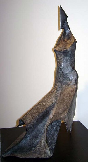 Lynn Chadwick, Maquette III for High Wind. Ref. F/C 801 1980, Bronze Sculpture