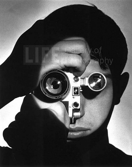 Andreas Feininger, The Photojournalist 1951, Silver Gelatin Print