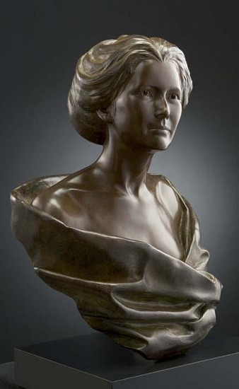 Frederick Hart, The Artist's Wife 2006, Bronze Sculpture