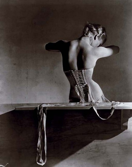 Horst P. Horst, Mainbocher Corset 1939, Silver Gelatin Print