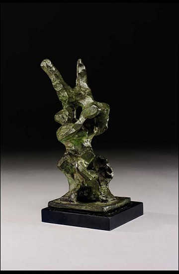 Jacques Lipchitz, Study for Return of the Child Bronze Sculpture