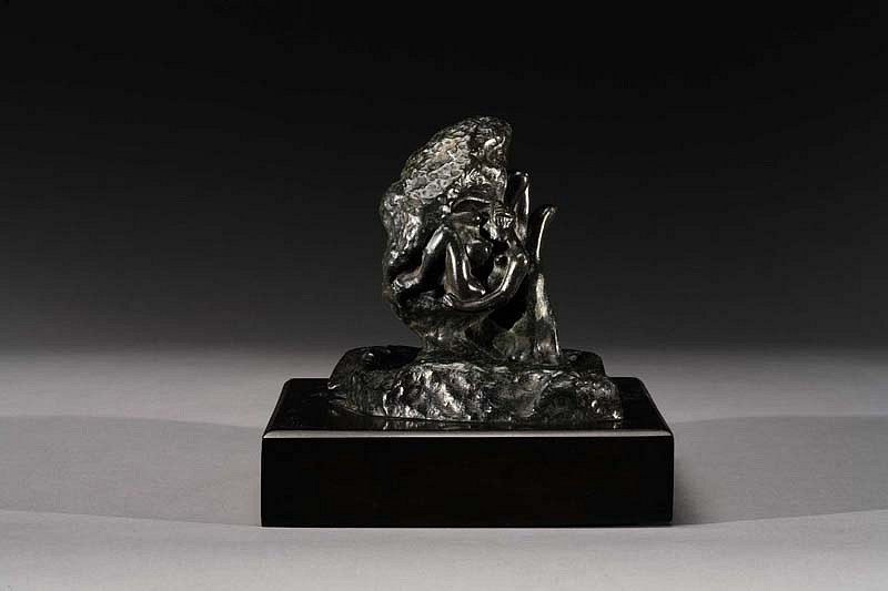 Auguste Rodin, Hand of God, Study 1900, Bronze Sculpture