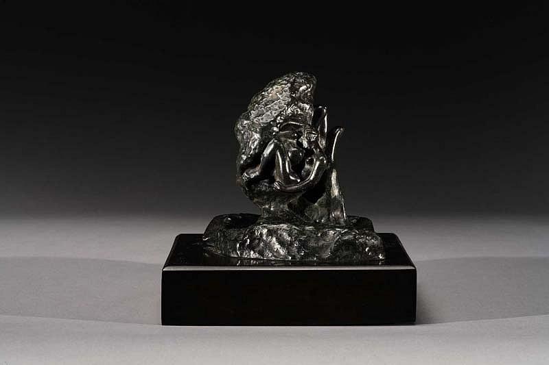 Auguste Rodin, Hand of God, Study 1900, Bronze Sculpture