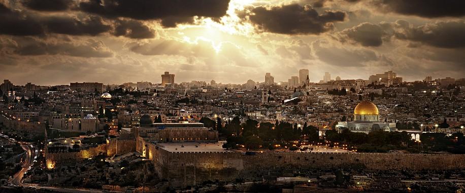 David Drebin, Jerusalem 2011, Digital C Print