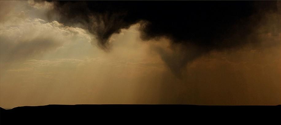 Jack Spencer, Bad Weather, Utah 2007, Silver Gelatin Print