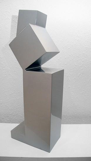 Jane Manus, King 2012, Welded Aluminum Sculpture