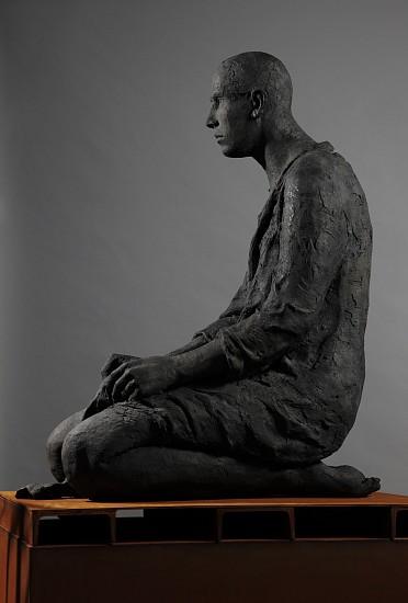 Hanneke Beaumont, Connected - Disconnected, Bronze #93 2009, Bronze Sculpture