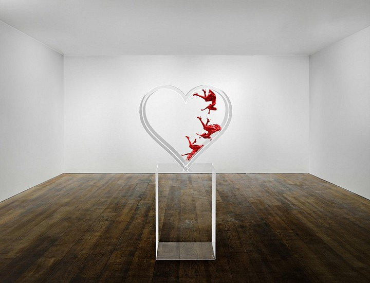 David Drebin, Falling in Love 2015, Photo Sculpture
