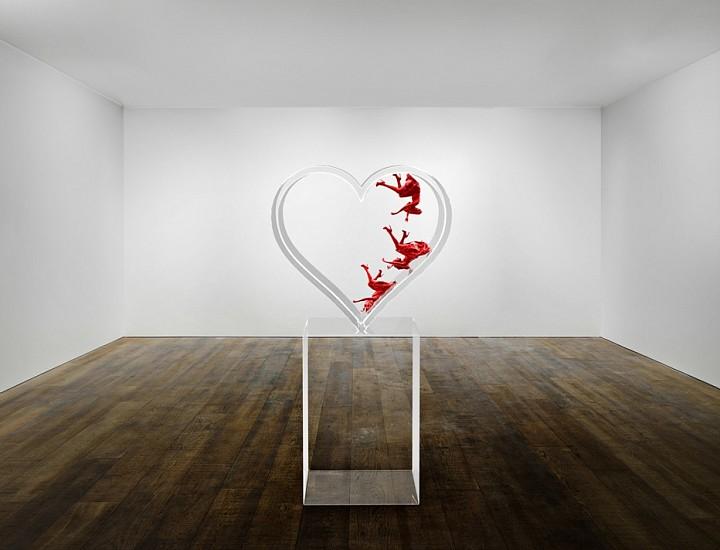 David Drebin, Falling in Love 2015, Photo Sculpture