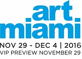 Art Miami 2016, Nov 29 – Dec  4, 2016