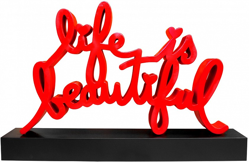 Mr. Brainwash, Life is Beautiful 2016