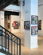Mr. Brainwash News: Pop-Up Gallery Takes Over Clematis Street Space, January 20, 2017 - Alexandra Clough, Palm Beach Post