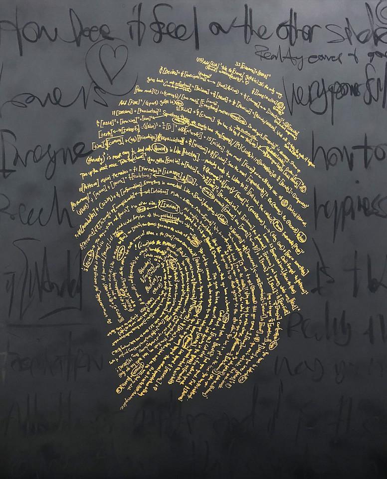 Brendan Murphy, Fingerprint Series: DNA796 2018